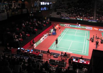 Badminton Dutch Open Almere 2010
