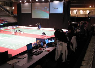 Badminton Dutch Open Almere 2011