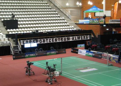 Badminton Dutch Open Almere 2012