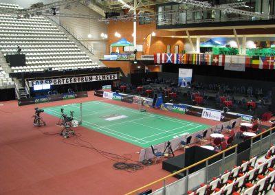 Badminton EK Amsterdam 2012