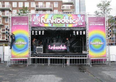 Funkadelic Almere 2010