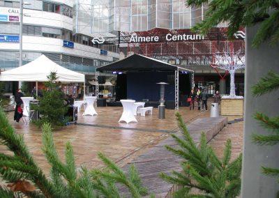 Kerstmarkt Almere 2012