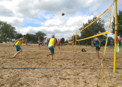 Nationale Beachcompetitie Almere 2016